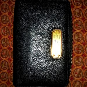 Marc Jacob lather wallet